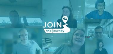 Ontmoet het JOIN the Journey-team, deel 1: software-architect Alain