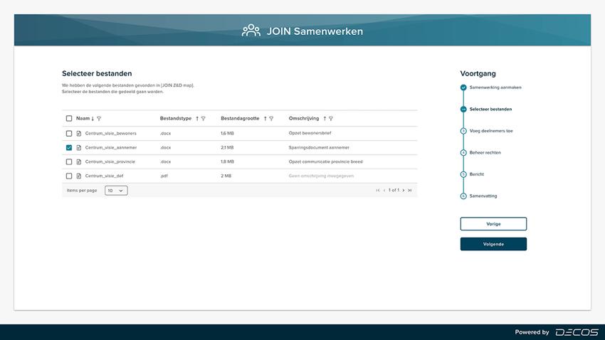 PP JSM Screen stap voor stap