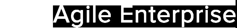 Agile Enterprise logo+text