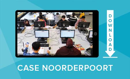 Case educatie Noorderpoort