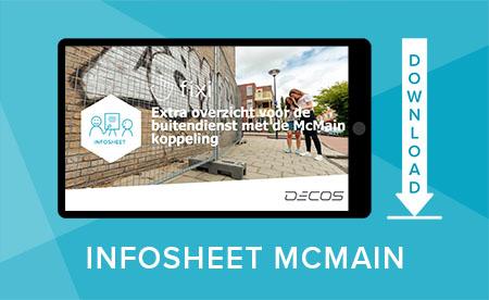 Download infosheet Mcmain