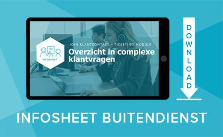 Infosheet ticketing download